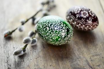 Weidenkätzchen Ostern