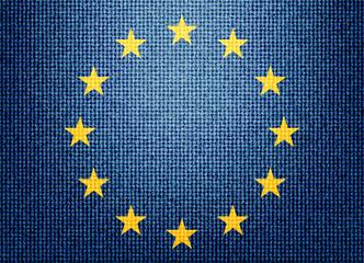 European Union Textile flag