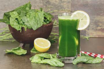 Spinach green smoothie