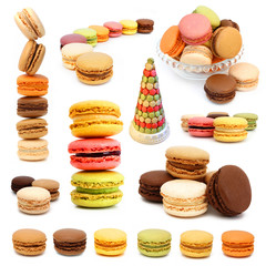 Macaron - French pastries
