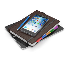 Office Equipment and Accessories: Tablet PC, Notebook, Smart Pho