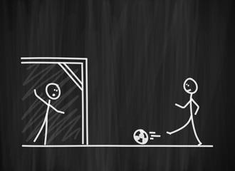 tafel mk fussball spielen I