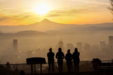 Beautiful Vista of Portland, Oregon - 80047944