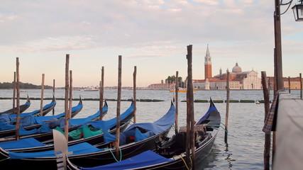 Venice Gondolas San Giorgio Maggiore