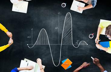 Parabola Curve Graph Science Mathematics Concept