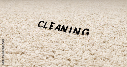 the image of the cleaning carpet - 80052768