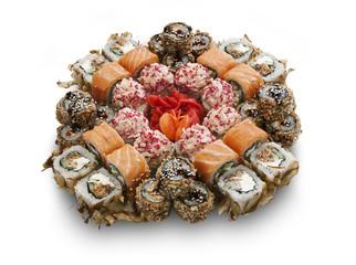 Японские суши. Набор