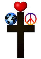 Kreuz / Cross / Liebe