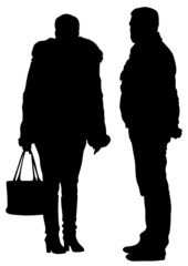 Couples  of fashion