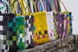 canvas print picture - modische Handtaschen