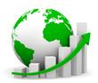 green graphic world