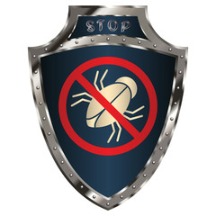 Shield antibug