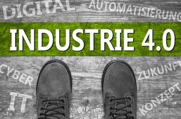 Industrie 4.0 - Konzept