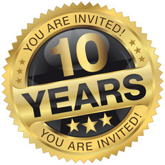 10 years - you are invited!
