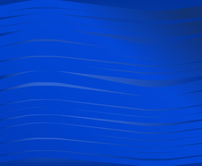 Vector background of blue lines