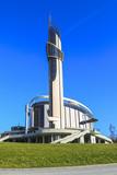 The Divine Mercy Sanctuary , Krakow, Poland. - 80066151