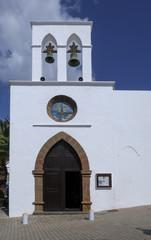 Kirche in Puerto del Carmen