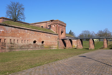 Festung Germersheim - Weißenburger Tor
