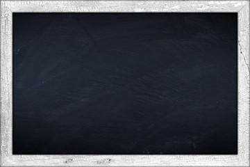 white chalkboard