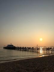 Sonnenuntergang Koh Samui