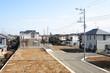 宅地造成された分譲住宅地 イメージ