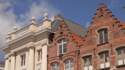 Belgian Home Rooftops