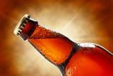 Fototapety Cold beer bottle
