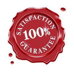 Satisfaction Guarantee Warranty