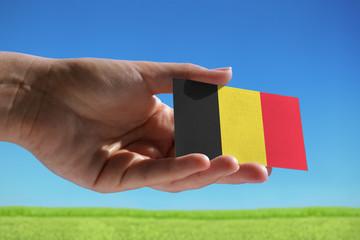 Small Belgian flag