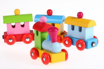 kleine Holzeisenbahn 2