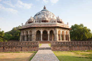 Isa Khan Niyazi's Tomb, Humayun's Tomb Complex, Delhi