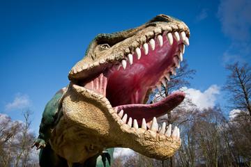 Dinosaur Tyranosaurus Rex