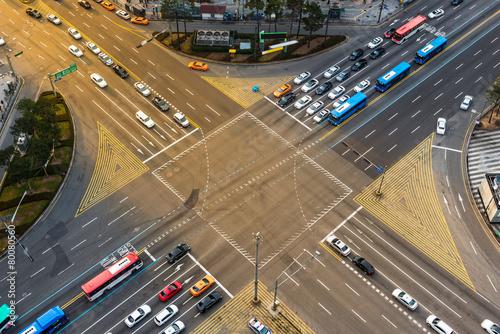 Gangnam Traffic - 80080560