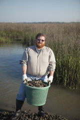commercial oyster fisherman