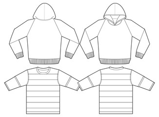 apparel templates