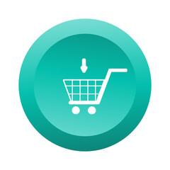 Vector illustration of shopping cart