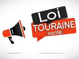 mégaphone : loi Touraine