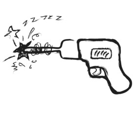 doodle electric drill