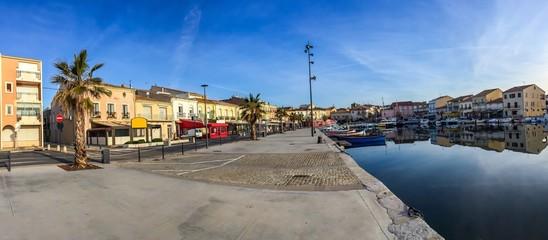 Port de Mèze, Languedoc