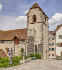 Zug old town - HDR image