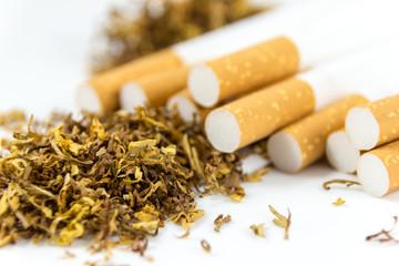 zigaretten mit tabak