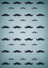 moustache background