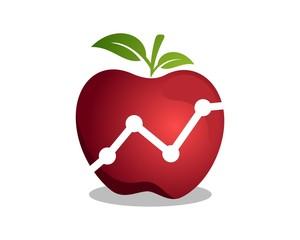 Apple Logo Template v.4