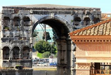 Roma - Arco di Giano
