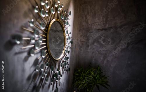 Leinwandbild Motiv Sun Mirror