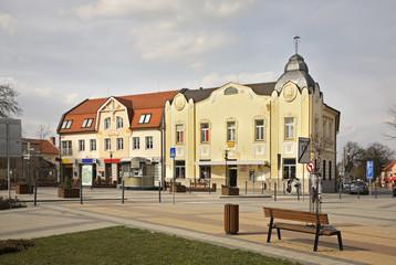 Sturovo. Slovakia