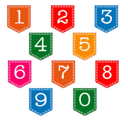 Pocket Numbers