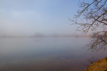Nebel See