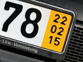 Kurzzeitkennzeichen02L