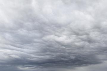 Grey dramatic sky